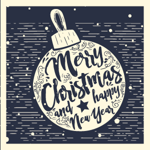Christmas Card Example 1