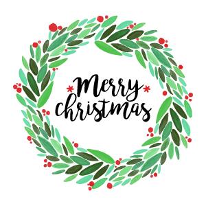 Christmas Card Example 4