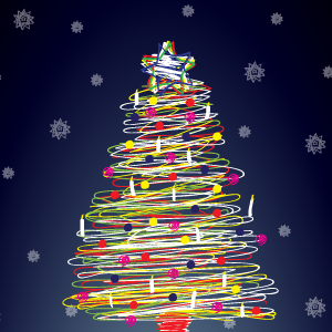 Christmas Card Example 7